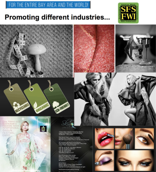 Promoting different industries SFSFWI Poster