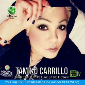 Tamiko-Carrillo Green Glam