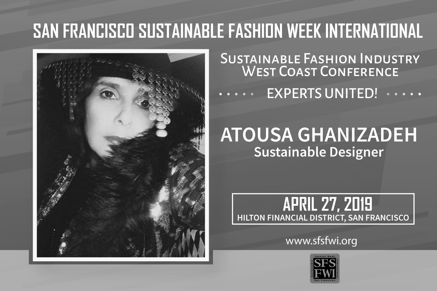 Atousa-Ghanizadeh-sustainable-designer-B&W