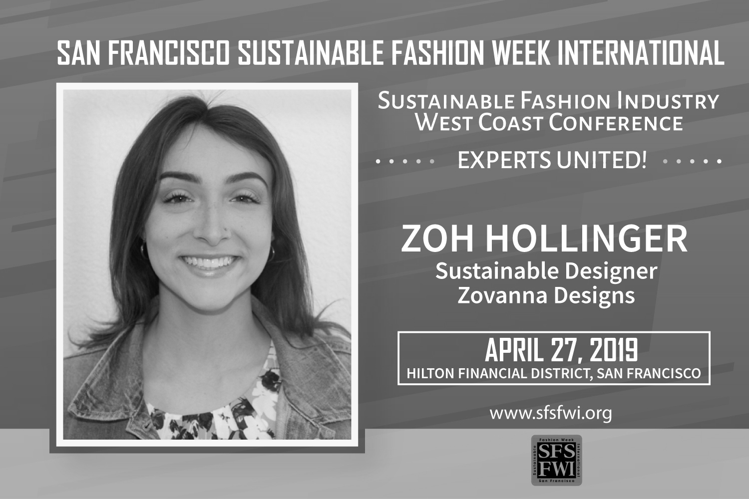 Zoh-Hollinger-Sustainable-Designer-Zovanna-Designs-B&W