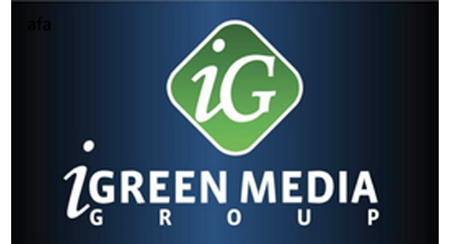 iGreen Media Group LOGO 150